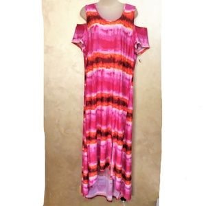 Maxi Dress by NY Collection NWT 1X